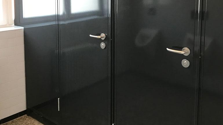 wc trennw nde braun raumsysteme. Black Bedroom Furniture Sets. Home Design Ideas